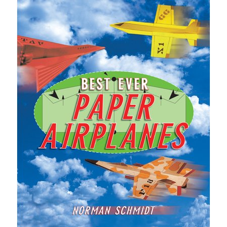Best Ever Paper Airplanes](Paper Airplane Contest)