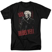 Billy Idol - Brick Wall - Short Sleeve Shirt - X-Large