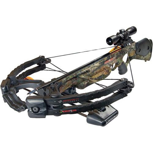 Barnett Predator 375 CRT Crossbow Package with 3x32 Scope thumbnail