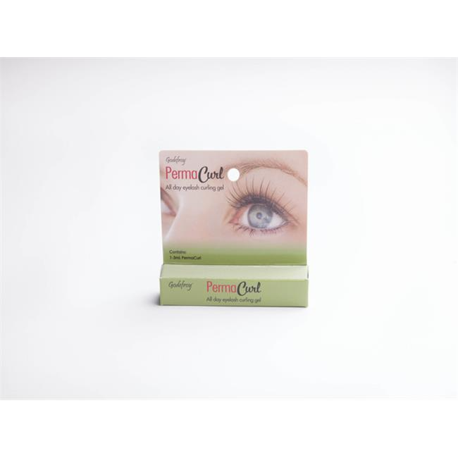 Godefroy 901 Permacurl All Day Eyelash Curling Gel