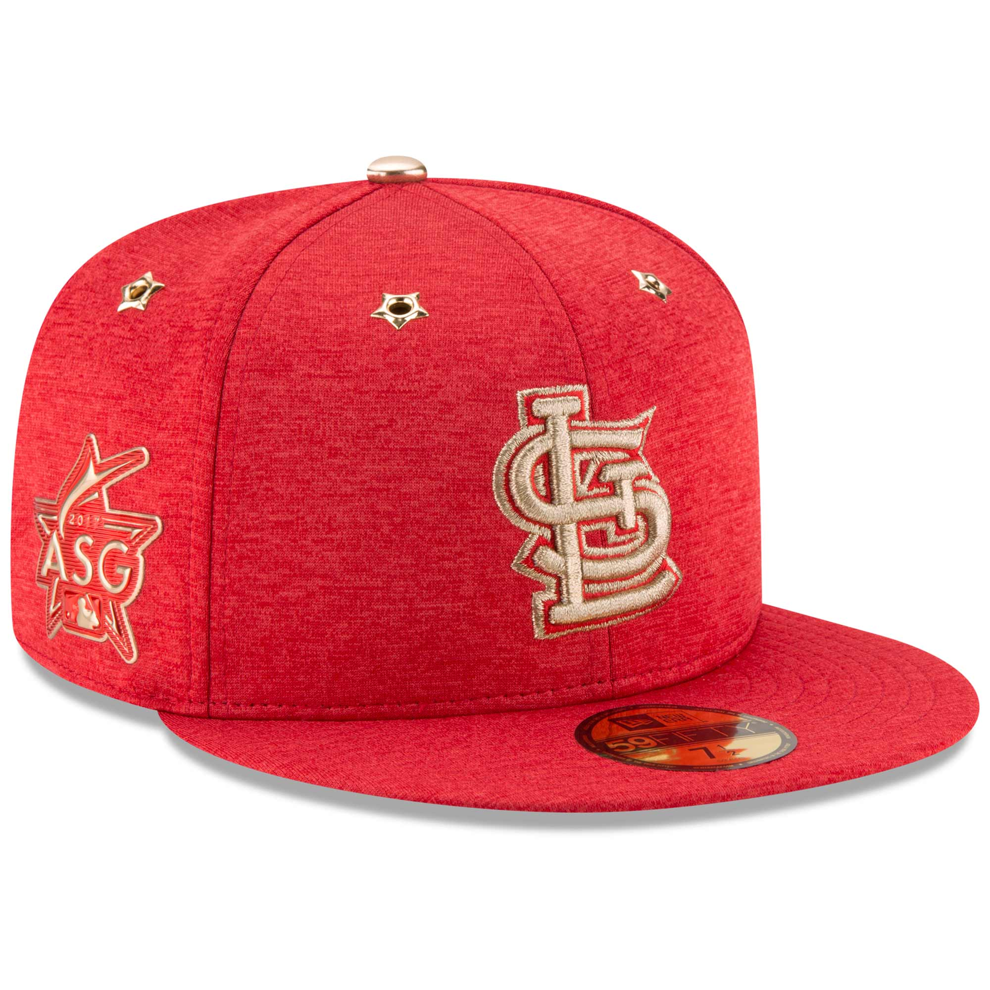 e8de89c30b48a6 ... low profile 59fifty cap acb7c 3bbe2; discount code for st. louis  cardinals new era 2017 mlb all star game side patch