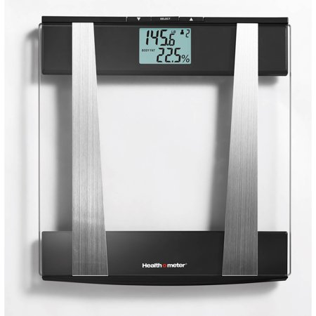 meter glass body fat bath scale w hydration bfm145