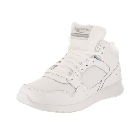 - 52733-WHT: Men's Zimsey Warmack White Casual Sneaker (9.5 D(M) US Men)
