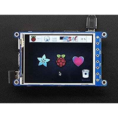 3.0 Tft Touch Screen - PiTFT Plus 320x240 3.2 TFT + Resistive Touchscreen - Pi 2 and Model A+ / B+