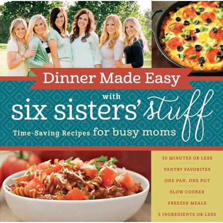 Dinner Made Easy with Six Sisters' Stuff - eBook](Quick And Easy Halloween Dinner)