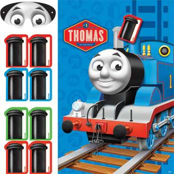 Thomas Party Game (each) - Party - Thomas The Tank Engine Party Supplies