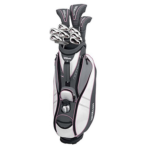 Wilson HOPE Platinum Women's 15-Piece Golf Set, Right-Handed