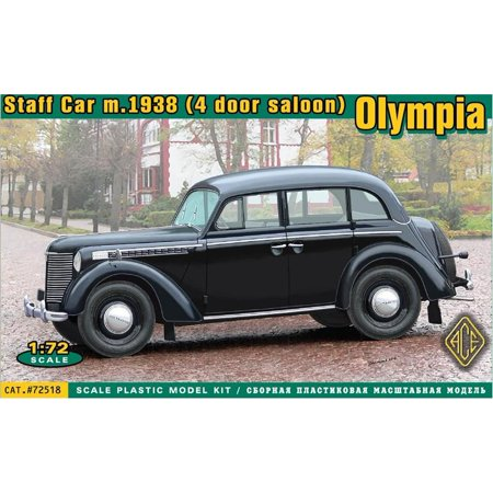 1/72 Olympia Mod 1938 Saloon Staff Car