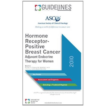 Hormone Receptor Positive Breast Cancer Guidelines Pocketcard  American Society Of Clinical Oncology Adjuvant Endocrine Therapy For Women 2010