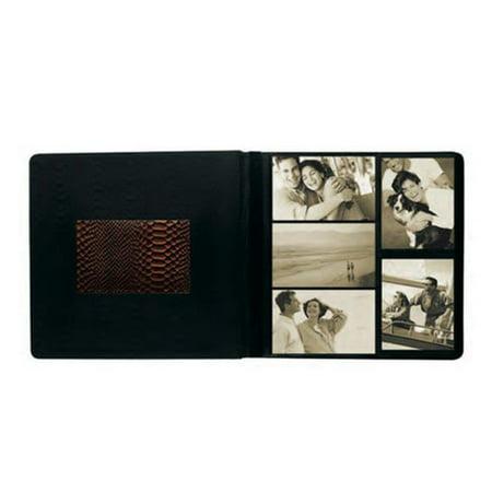 Raika RO 113-D MAGENTA Front-Framed Large Scrapbook Album - Magenta - image 1 of 1