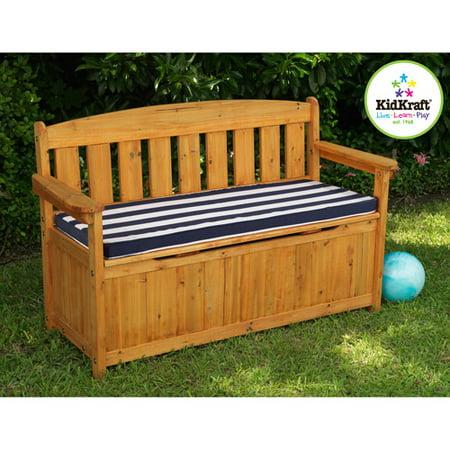 Kidkraft Outdoor Storage Bench Cushion