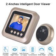 Best Peepholes - WALFRONT 2.4inches 1080P Intelligent Electric Door Bell Wireless Review