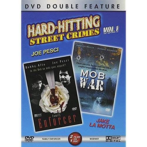 HARD HITTING STREET CRIMES 1(DVD) - image 1 of 1