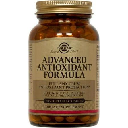 Solgar 60 avancée Antioxydant