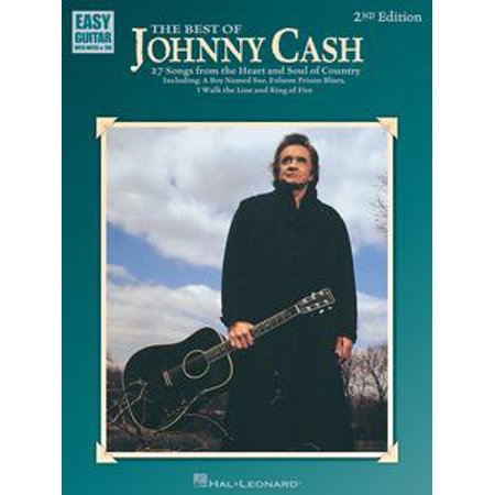 The Best of Johnny Cash (Songbook) - eBook
