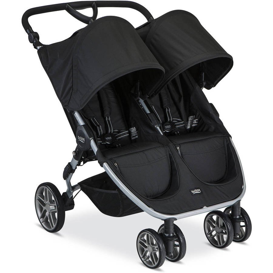 Britax 2016 B-Agile Double Stroller, Choose Your Color