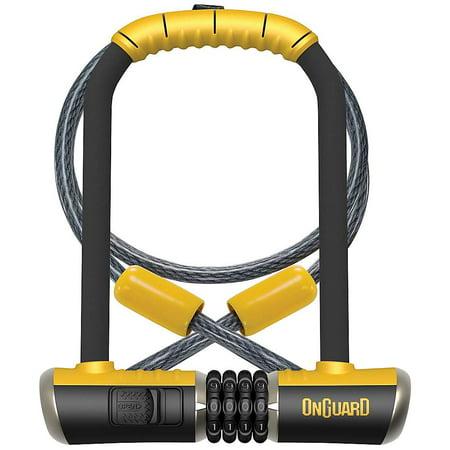 Onguard Bulldog Dt U-lock - OnGuard BullDog Combo DT Lock