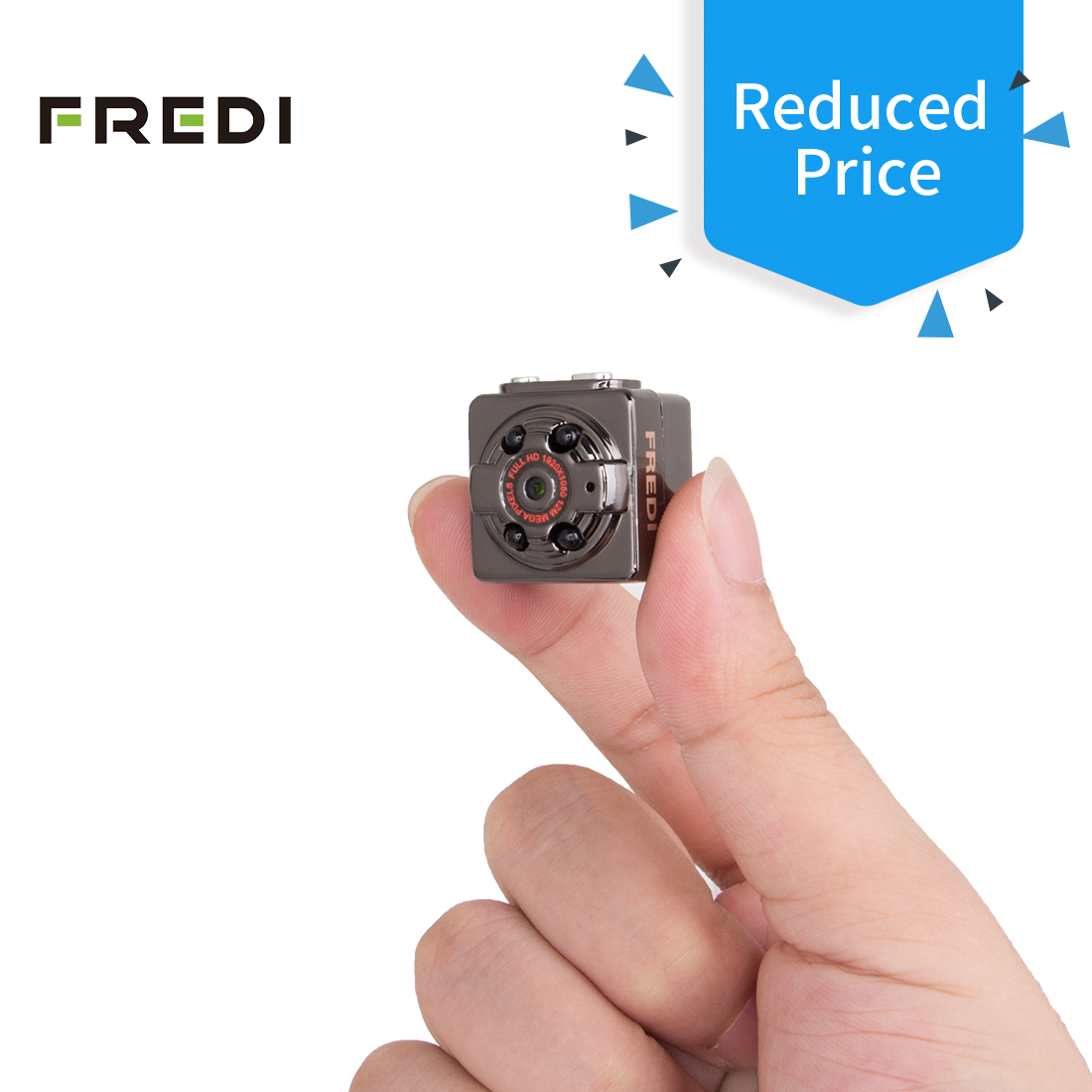 How to install spy camera in bathroom - Fredi Hd 1080p Indoor Outdoor Sport Portable Handheld Mini Hidden Spy Camera Dv Voice Video