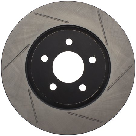 StopTech 126.61086SL StopTech Sport Rotors; Front Left; 12.44 in. Dia.; 1.90 in. Height;