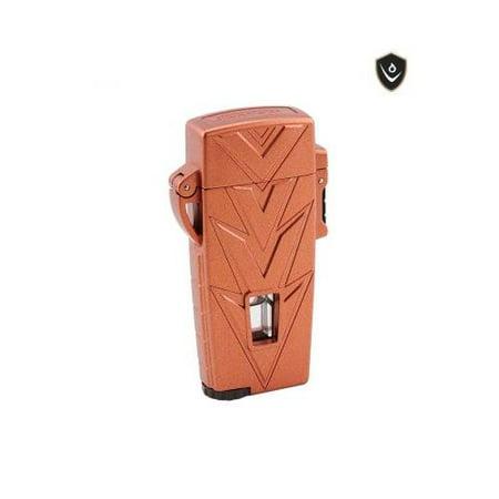 Vector RETRO Lighter - Copper Rose Matte - Retro Lighters