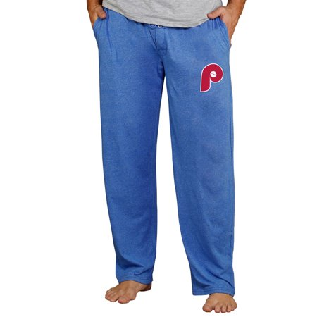 Philadelphia Phillies Pants - Philadelphia Phillies Concepts Sport Cooperstown Quest Lounge Pants - Royal