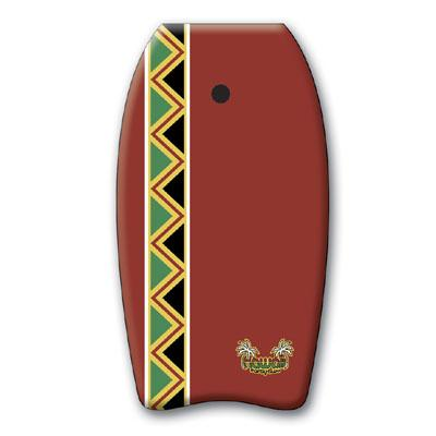 Click here to buy Hawaii 42 Inch Body Board by Roller Derby.