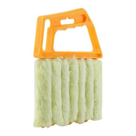 Ejoyous Mini nettoyeur tenu dans la main, nettoyeur de nettoyeur de climatiseur de fenêtre aveugle vénitien de brosse - image 11 de 11