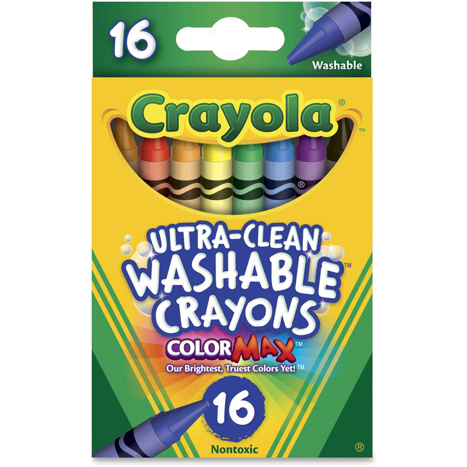 Crayola Kid's First Washable Crayon