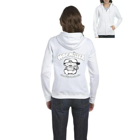 92e0ca940 Artix Mac Miller Baby Full-Zip Women Hoodie - Walmart.com