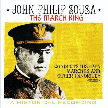 March King (CD) (Remaster)