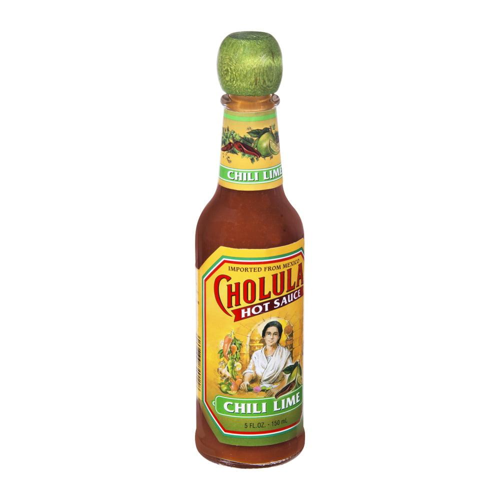 Cholula Chili Lime Hot Sauce, 5 fl oz by Tippcon L.L.C.