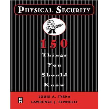 Physical Security 150 Things You Should Know - image 1 of 1