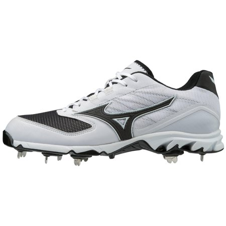 Franchise Low Baseball Cleats (Mizuno 9-Spike Dominant IC Low Mens Metal Baseball Cleat)
