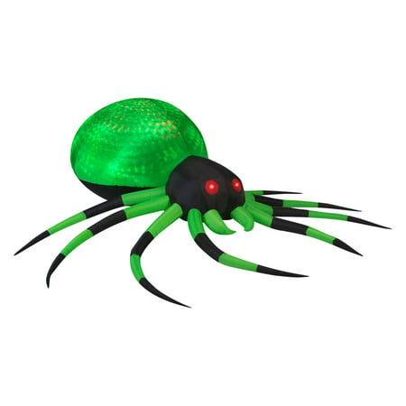 Airblown Inflatables Projection Phantasm Spider Inflatable](Inflatable Halloween Spider)