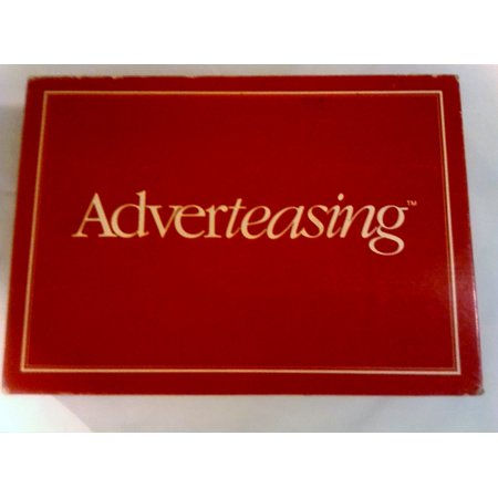 Adverteasing; the Game of Slogans, Commercials, and Jingles (1988)