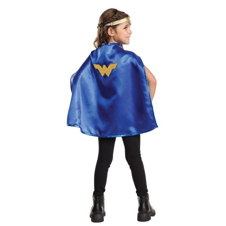 Wonder Woman Cape Halloween Costume Accessory - Wonder Woman Halloween Costume Toddler