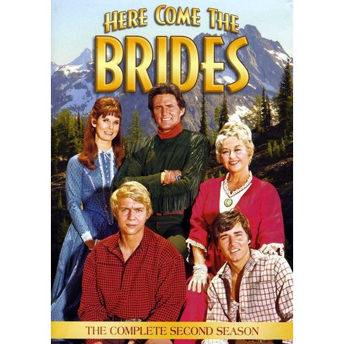 Here Come The Brides: The Complete Second Season (Full Frame)