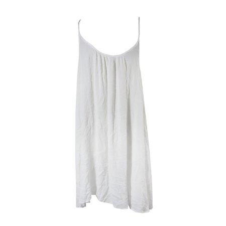 Roxy Ivory Windy Flyaway Cover Up Dress M