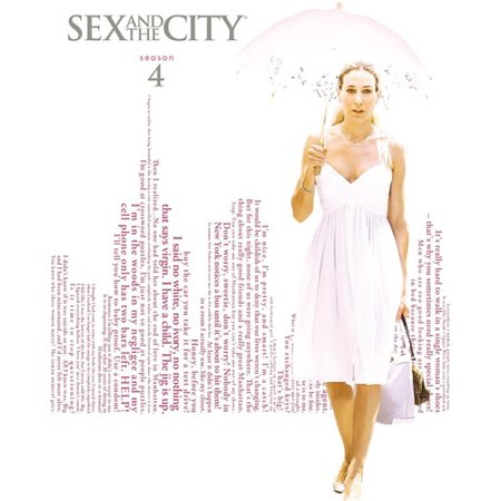 Sex And The City  The Complete Fourth Season