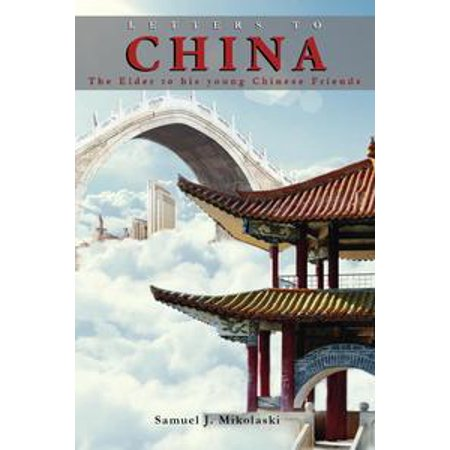 Letters to China - eBook](Chinese Letters Az)