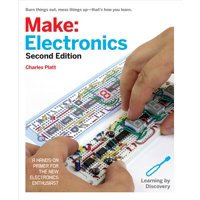 Make: Electronics: Learning by Discovery (Paperback)