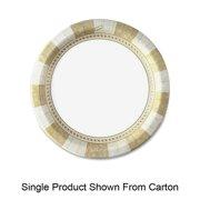 Dixie Pathways Mediumweight Paper Plates, Wisesize, 500/Carton