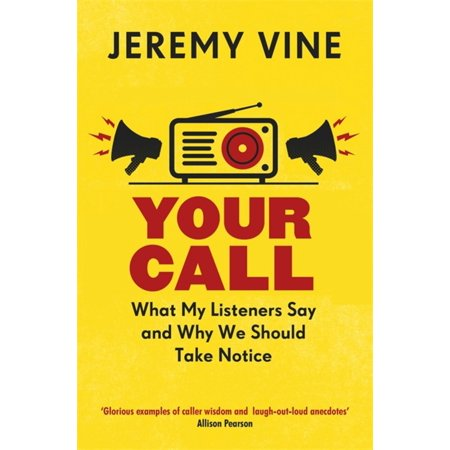Your Call : What My Listeners Say and Why We Should Take Note