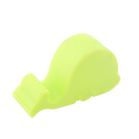 Dolphin Plastic Lights (Green Plastic Dolphin Shaped MP4 Cellphone Phone Stand Holder Rack Bracket)