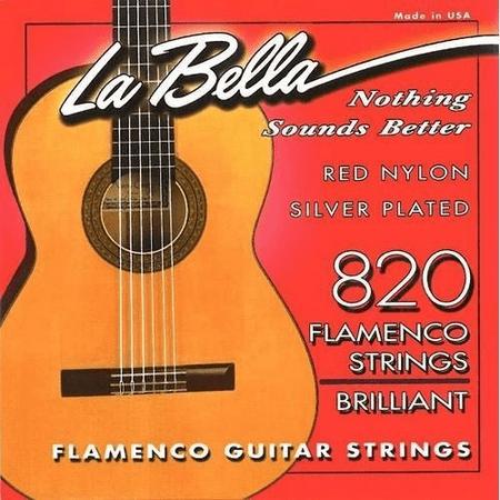 La Bella Flamenco Nylon Guitar (La Bella Guitar)