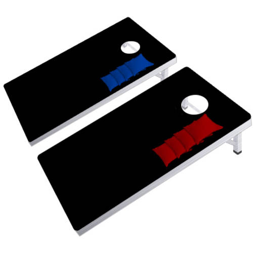 Trademark Innovations Portable Beanbag and Corn Hole Toss Set by Trademark Innovations