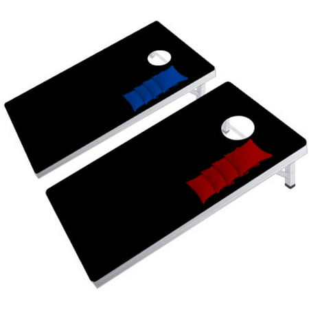 Trademark Innovations Portable Bean Bag and Corn Hole Toss Set