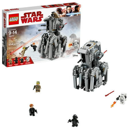 - LEGO Star Wars TM First Order Heavy Scout Walker™ 75177