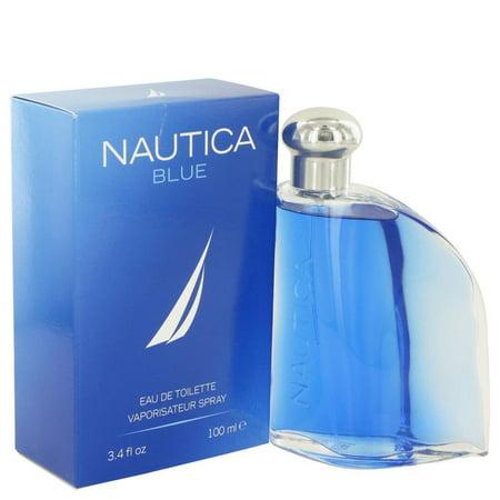 NAUTICA BLUE by Nautica Eau De Toilette Spray 3.4