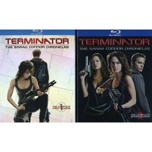Terminator: The Sarah Connor Chronicles - The Complete Seasons 1 & 2 (Blu-ray)